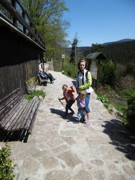 Ogród Bajek Międzygórze rodzinne atrakcje