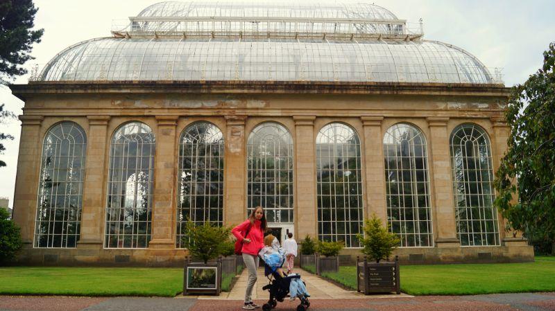 Edynburg z dzieckiem wakacje atrakcje