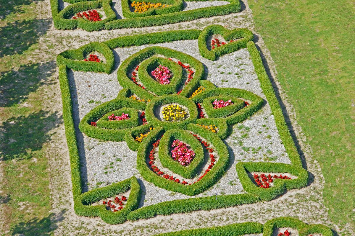 atrakcje dla dzieci ogrody labirynty
