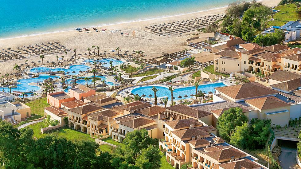 hotel dla rodzin z dzieckiem Grecja Peloponez
