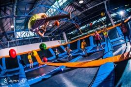 opinie jumpcity rumia park trampolin atrakcje