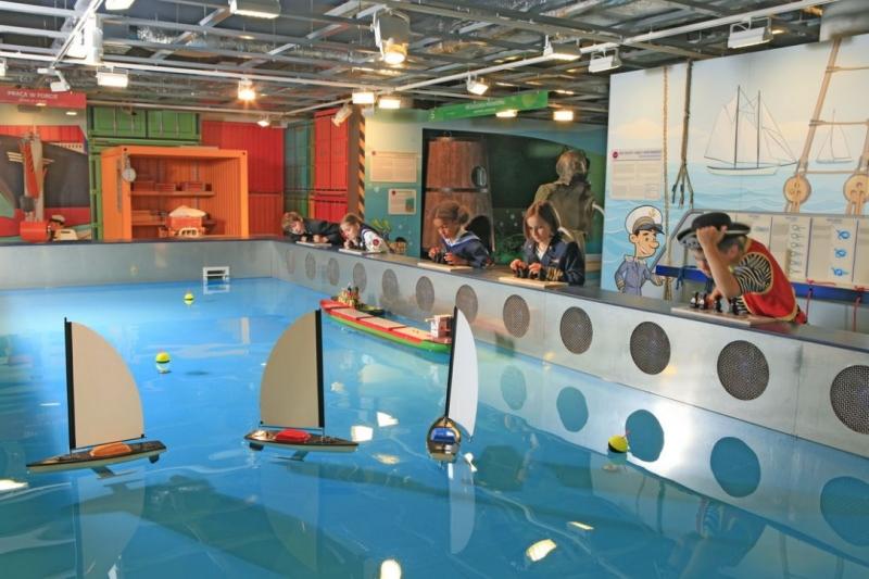 osrodek kultury morskiej atrakcje dla dzieci Gdansk