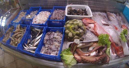 Restauracje rybne - owoce morza Teneryfa