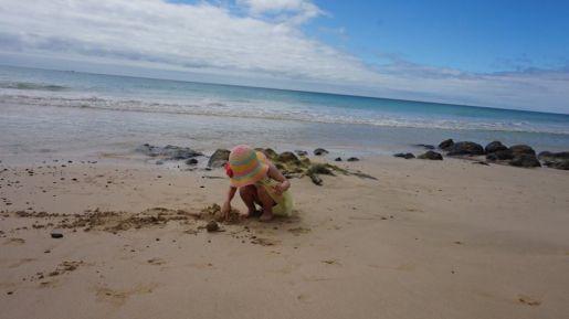 plaża Pajara atrakcje dla dzieci Fuerteventura