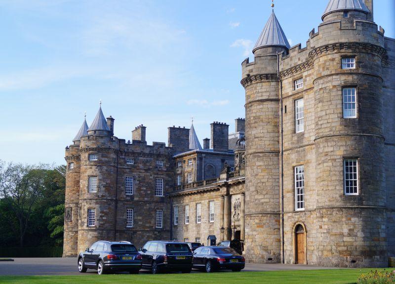 rodzinne wakacje Edynburg Szkocja