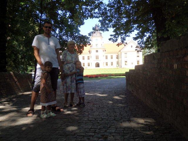 Pałac Tarnowskich opinie atrakcje Tarnobrzeg