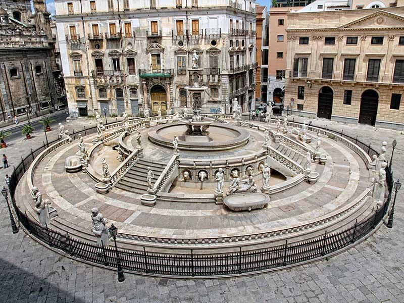 Palermo z dzieckiem Sycylia opinie atrakcje