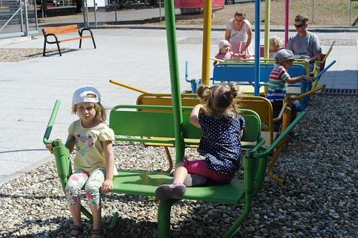 park Śląski Chorzów atrakcje dla dzieci