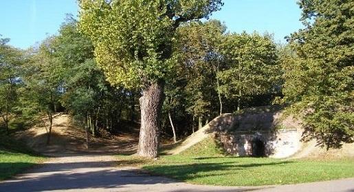 park z placem zabaw Poznań