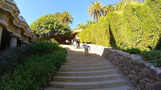 park guell z dzieckiem zwiedzanie opinie gaudi Barcelona (11)
