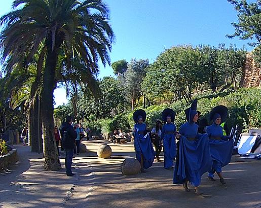 park guell z dzieckiem zwiedzanie opinie gaudi Barcelona (3)