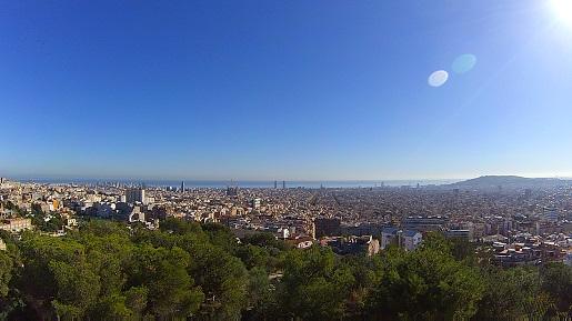 park guell z dzieckiem zwiedzanie opinie gaudi Barcelona (8)