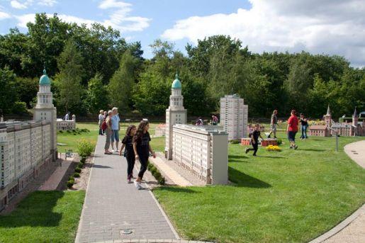 Modellpark Berlin atrakcje dla dzieci