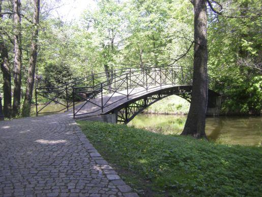 Park zamkowy Pszczyna opinie