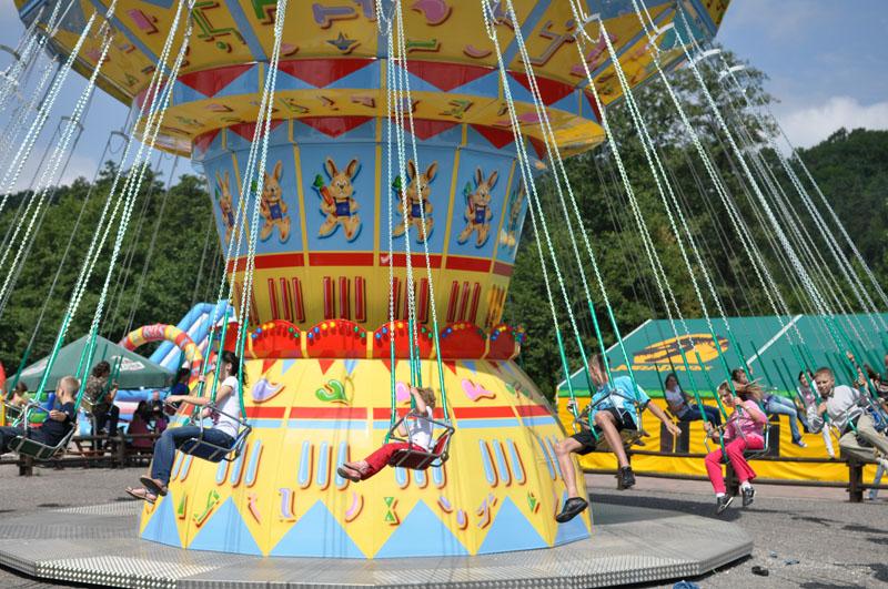 Bałtowski Kompleks Turystyczny atrakcje dla dzieci
