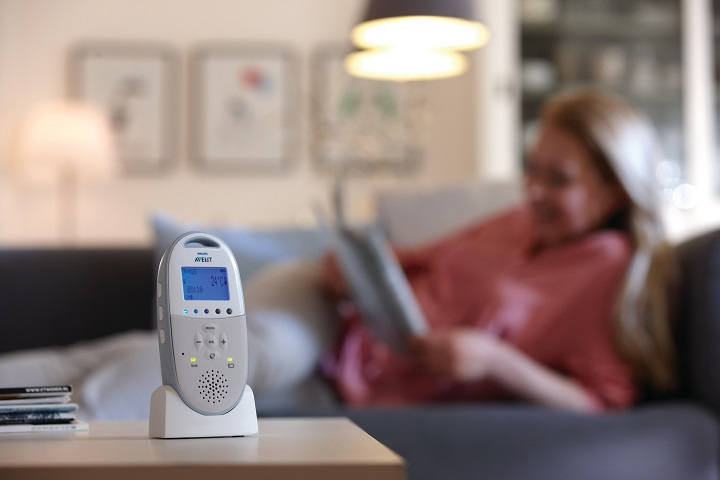 Philips Avent SCD 580 opinie - test
