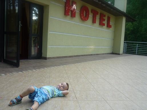 piaseczno resort opinie z dzieckiem