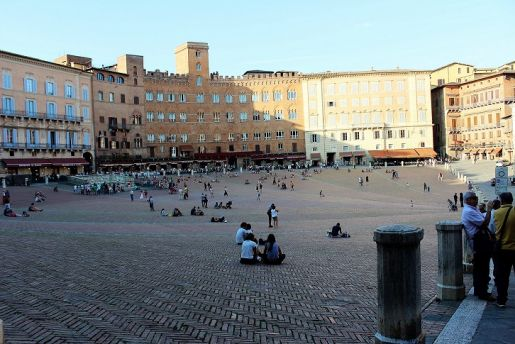 Siena Toskania wczasy z dzieckiem