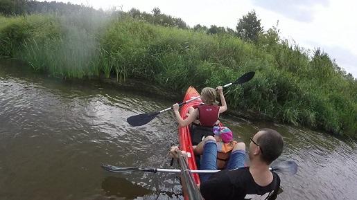 pilica spływ kajakowy z dziećmi co zabrać (5)