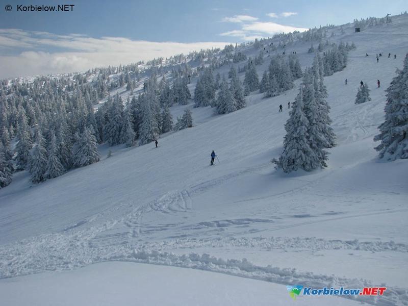 Korbielów Kamionka ośrodek narciarski