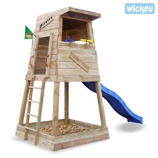 domki drewniane place zabaw