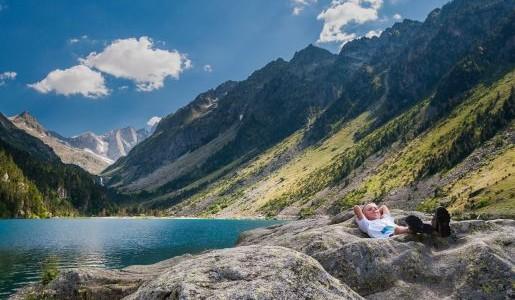 wczasy z dzieckiem za granicą Pireneje Francja