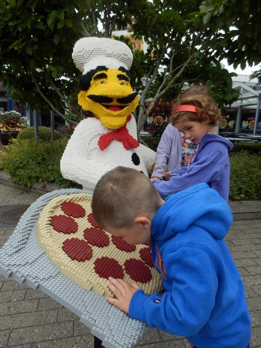 Co zjeść w Legoland?Ceny