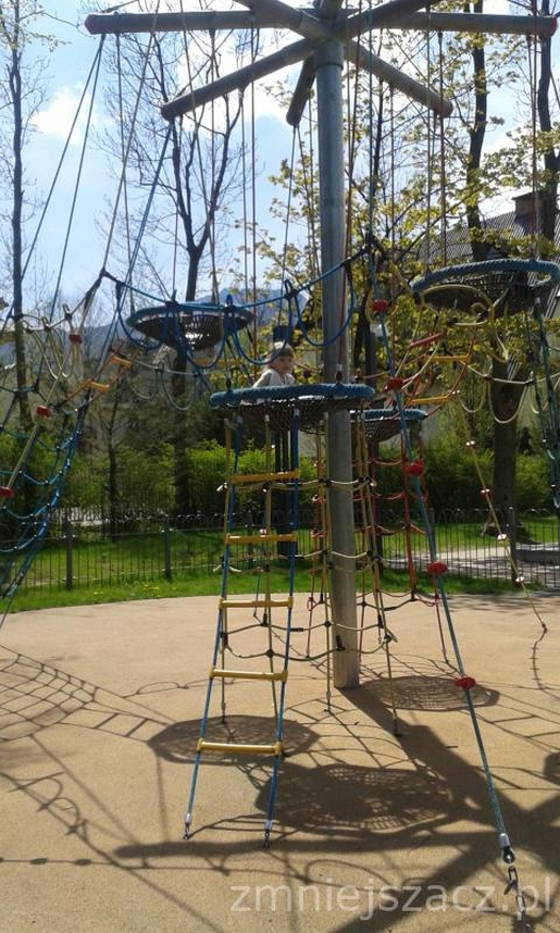 Park Miejski Zakopane rodzinne atrakcje