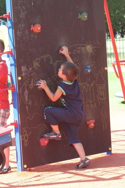 plac zabaw dla dzieci Łódź park podolski (3)