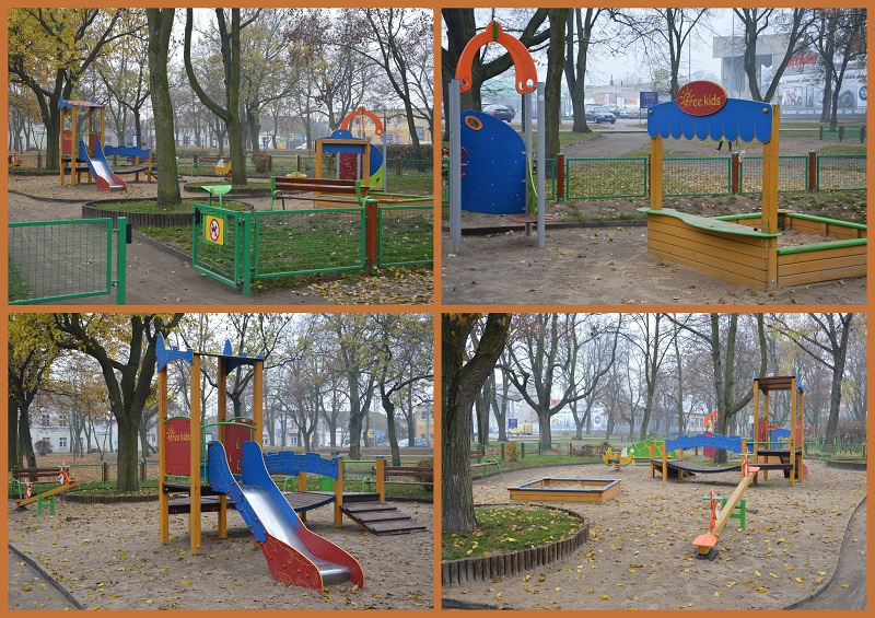 plac zabaw dla dzieci Nakło nad Notecią (2)