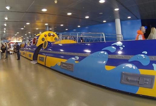 plac zabaw dla dzieci atrakcje akwarium Barcelona