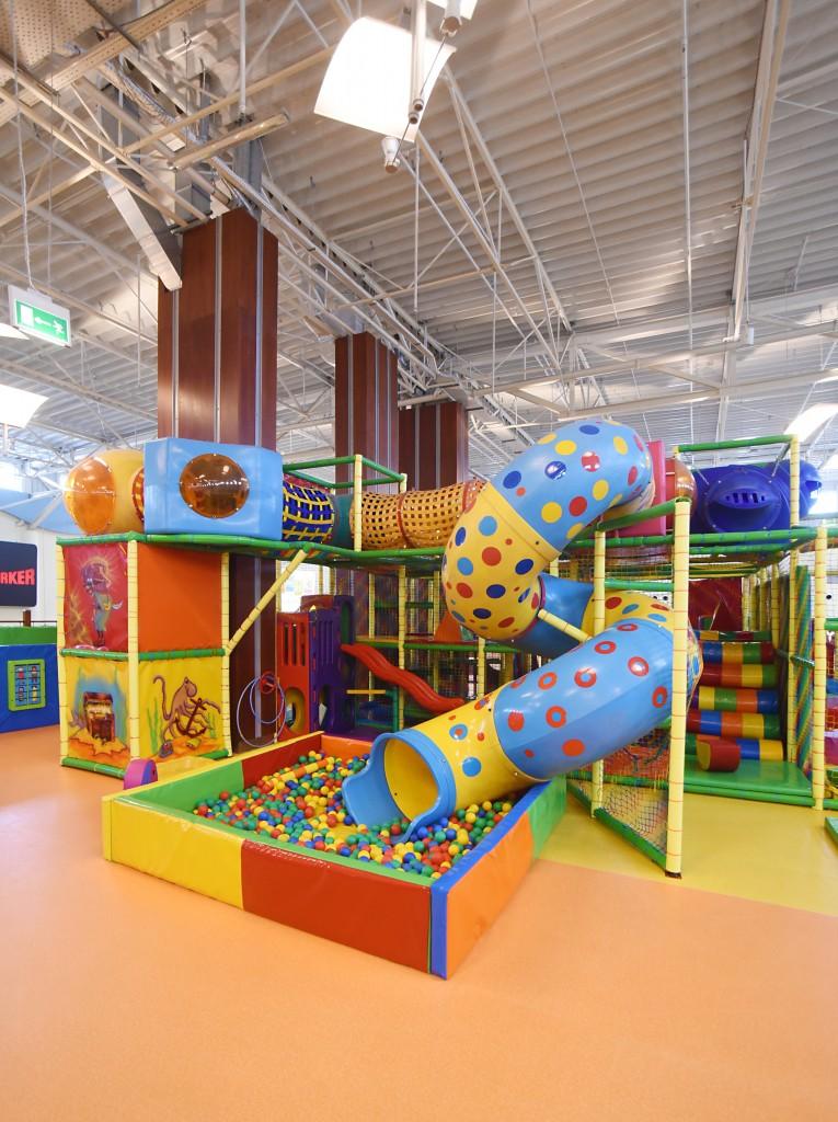 plac zabaw port rumia atrakcje dla dzieci