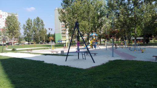 plac zabaw Jelenia Góra atrakcje dla dzieci