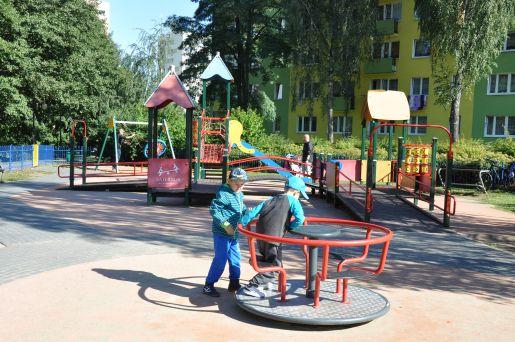 Gdynia rodzinne atrakcje plac zabaw