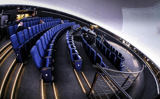 Planetarium Niebo Kopernika atrakcje dla dzieci Warszawa
