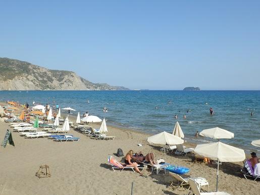 Zakynthos Plaża Grecja Opinie