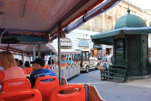 pociąg turystyczny Malta - atrakcje dla dzieci