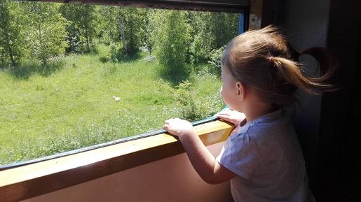 pociągiem na Hel z dzieckiem opinie