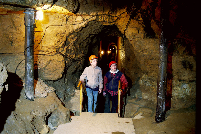 Skansen kopalnia Tarnowskie Góry atrakcje