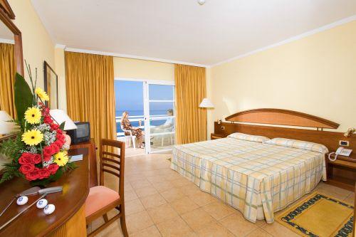 pokoje hotelu aguamarina golf na Teneryfie