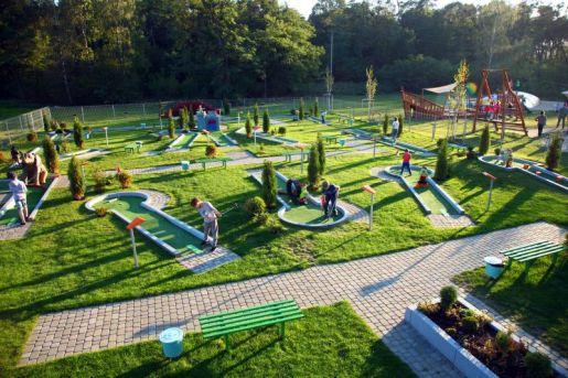Park Rozrywki Julinek Leszno weekend z dzieckie