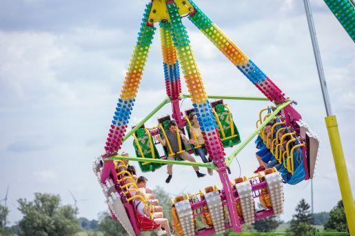 rodzinne atrakcje Kołobrzeg Fun Park