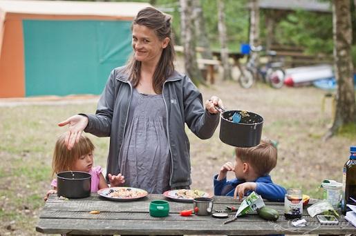 posiłki dla dzieci pod namiotem kemping opinie wakacje
