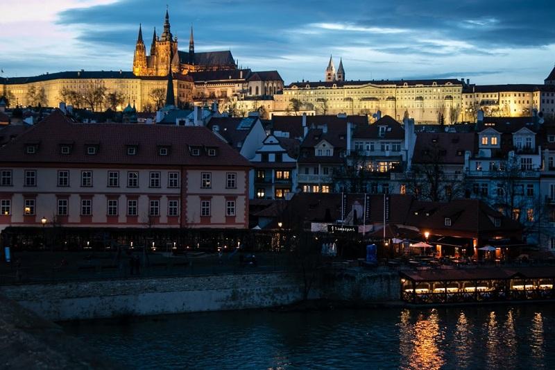 Praga Zamek Hradczany opinie atrakcje dla dzieci i nie tylko