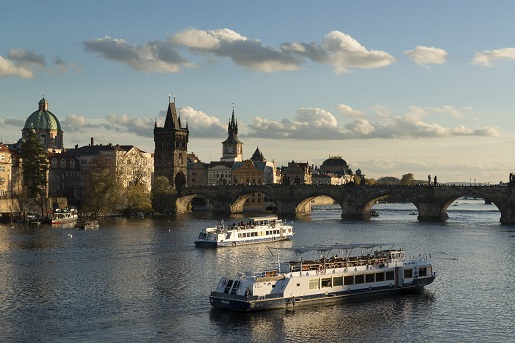 Rejs po Wełtawie - Praga z dzieckiem