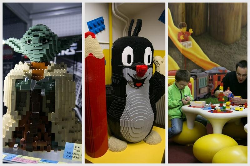 zwiedzanie z dzieckiem Praga - Muzeum LEGO