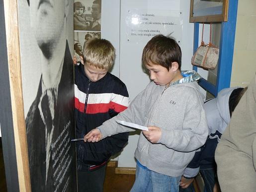 pranie muzeum atrakcje dla dzieci