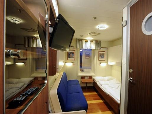premium class kabiny rejs promem Stena Line