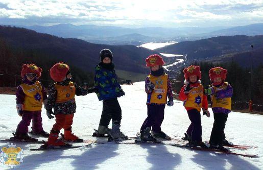 przedszkole Dimbo góra żar ośrodek narciarski