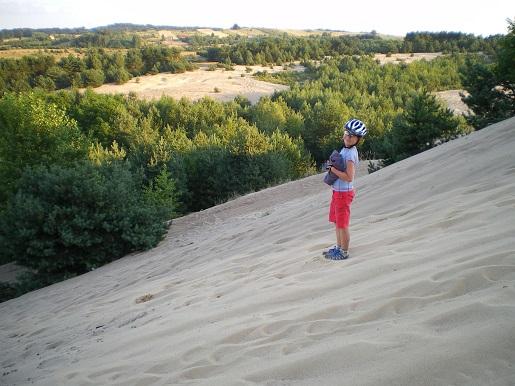 pustynia siedlecka Jura opinie z dzieckiem co zobaczyć